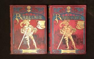 Rabelais 2 volumes