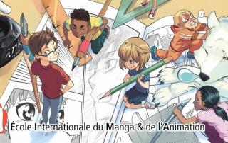 EIMA Ecole International de Manga & de l'Animation