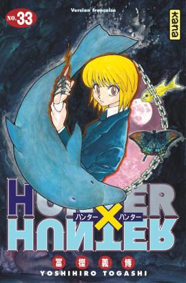 Hunter x Hunter Tome 33