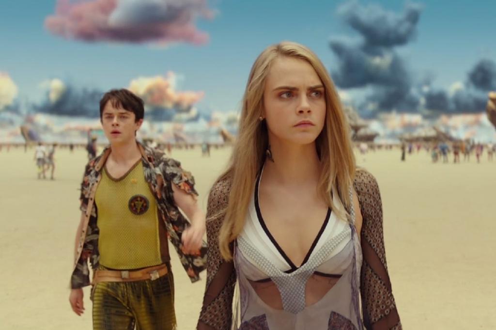 Valerian et la cité au mille planètes image du film