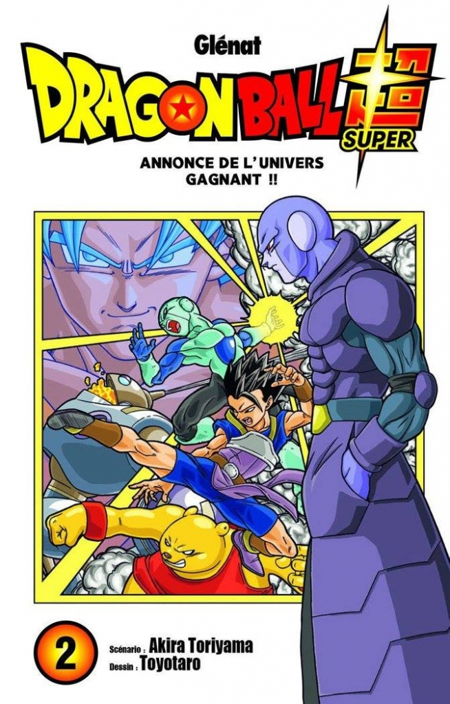 DragonBall Super tome 2