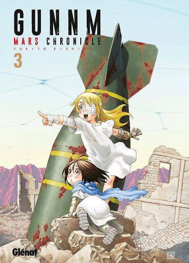 Guunm Mars Chronicle tome 3
