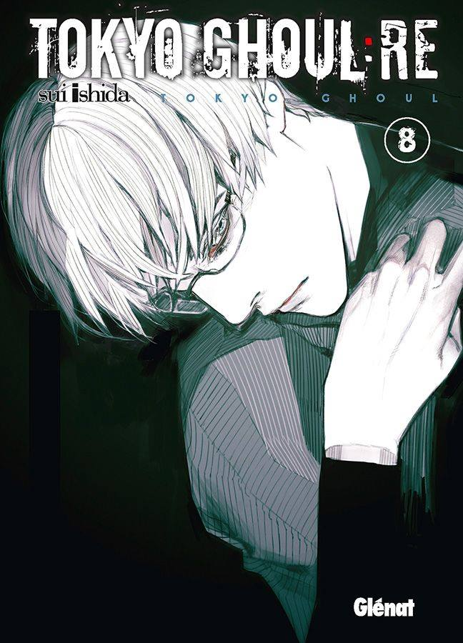 tokyo ghoul re tome 8