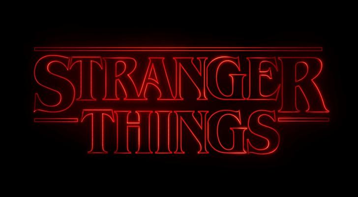 Le logo de la série, dont le lettrage évoque directement les premiers romans de Stephen King.