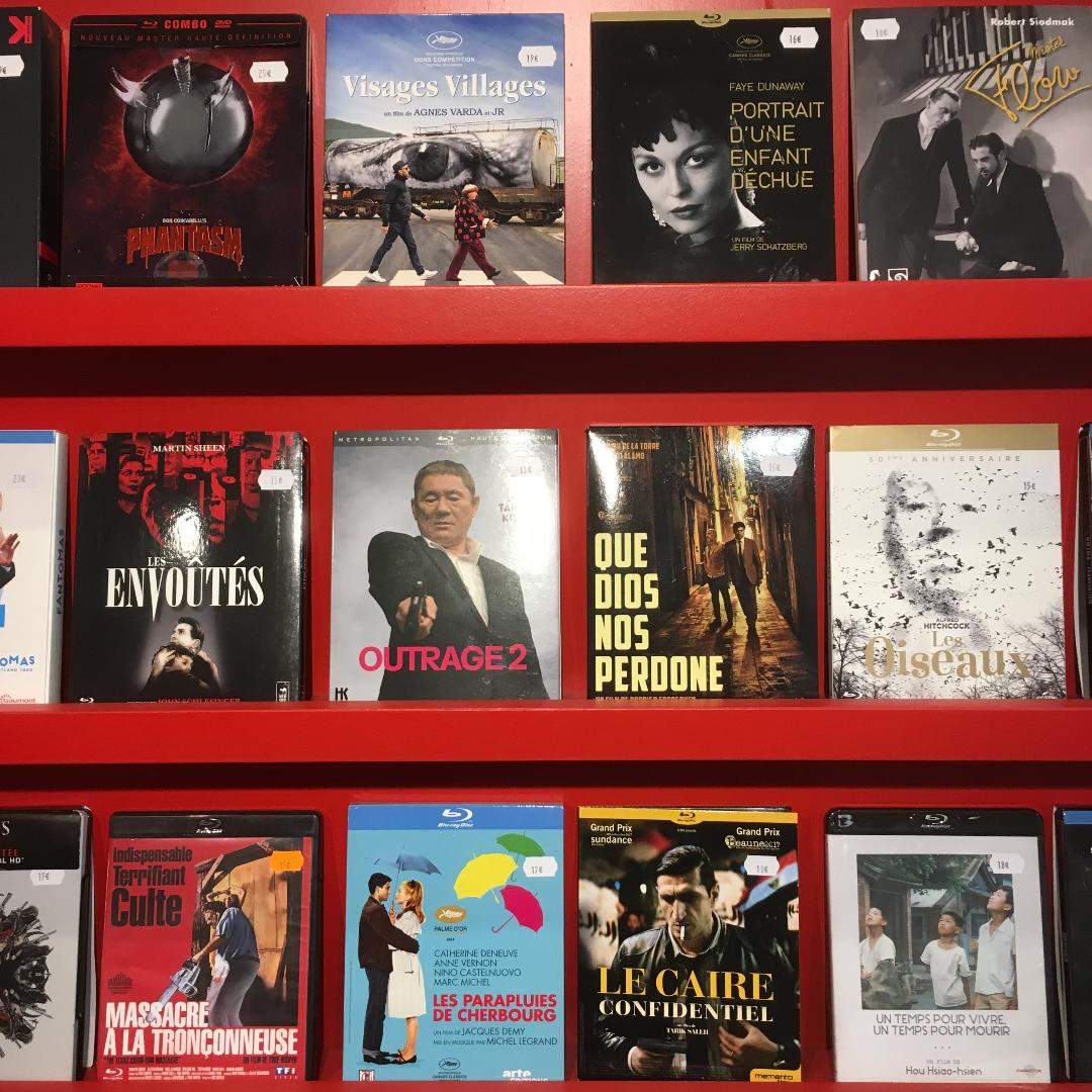 Enfin du choix en Blu Ray pour les cinéphiles !