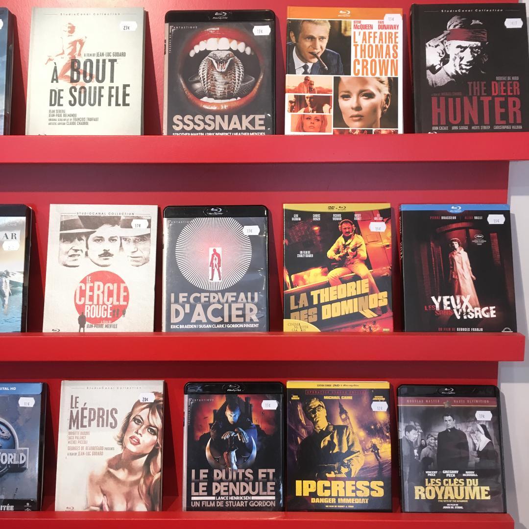De superbes éditions Blu Ray