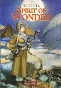 Manga : le génie méconnu de Kenji Tsuruta
